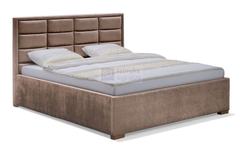 łóżko Premium 33 Z Pojemnikiem Na Pościel