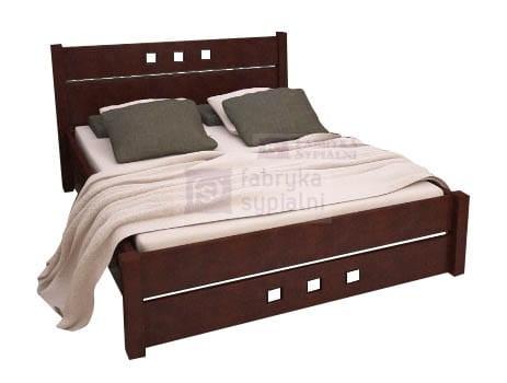 łóżko Mokka Bukowe