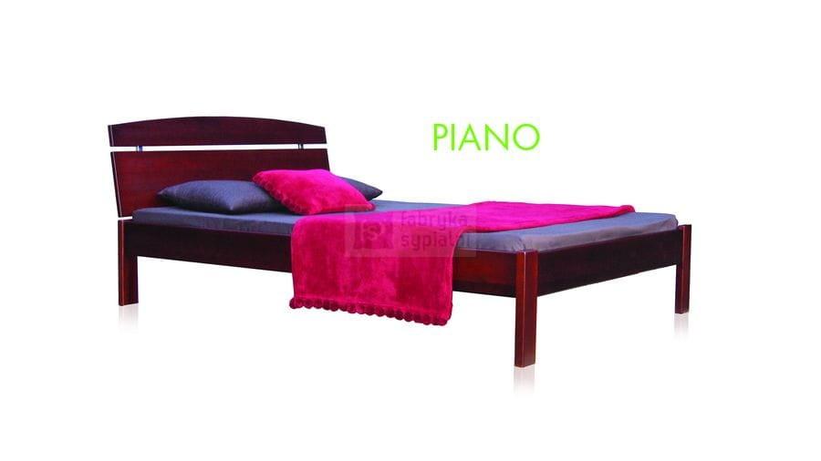 łóżko Sosnowe Piano