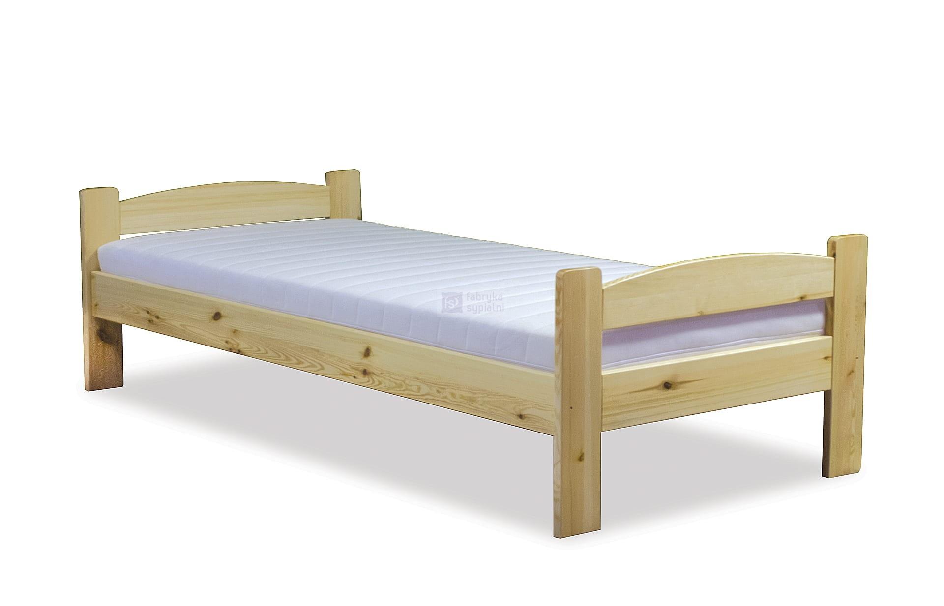 łóżko Milano Sosnowe Meble Doktór