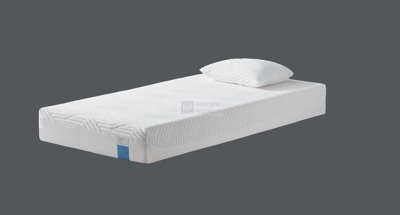 materac tempur cloud supreme fabryka sypialni. Black Bedroom Furniture Sets. Home Design Ideas