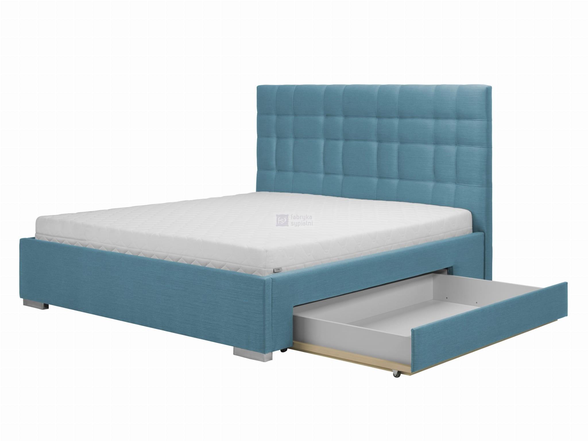 łóżko Suita Z Szufladami Tapicerowane