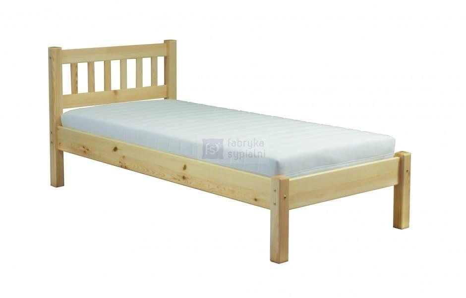 łóżko Retro Sosnowe Meble Doktór