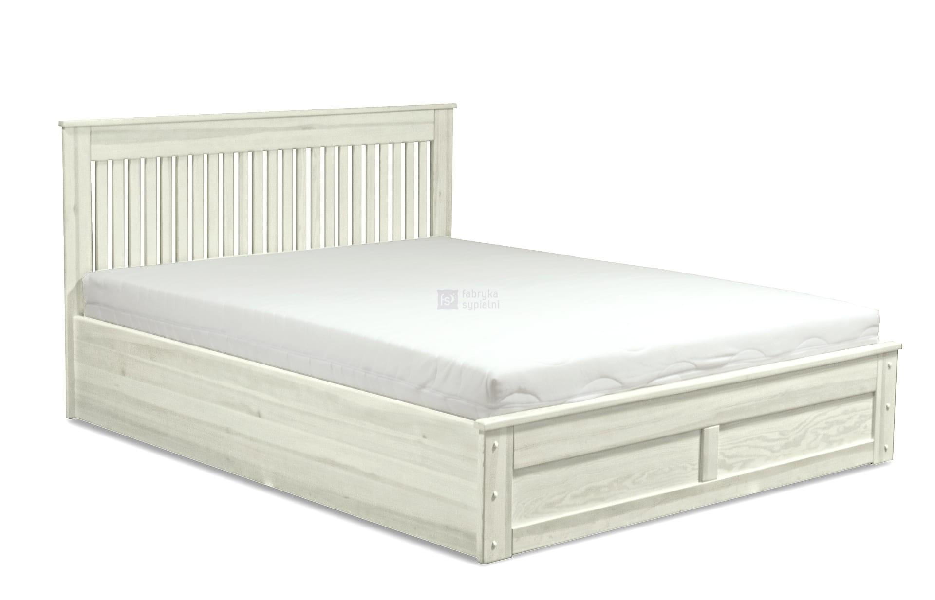 łóżko Italia Z Pojemnikiem Sosnowe Meble Doktór