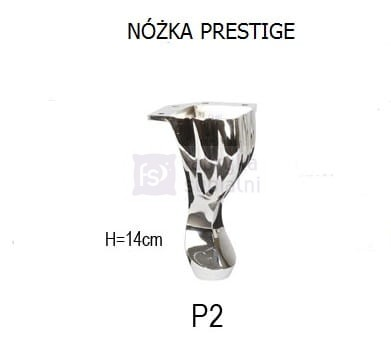 Nóżka Prestige Do łóżek New Design