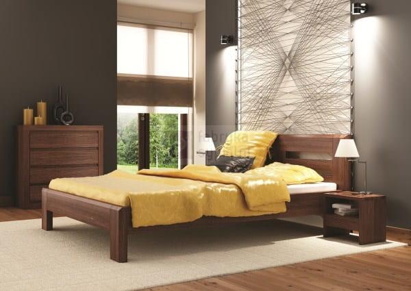 łóżko Bukowe Typ Lk 160