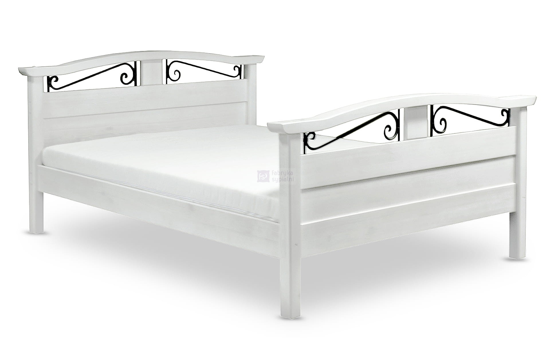 łóżko Korfu Sosnowe Meble Doktór