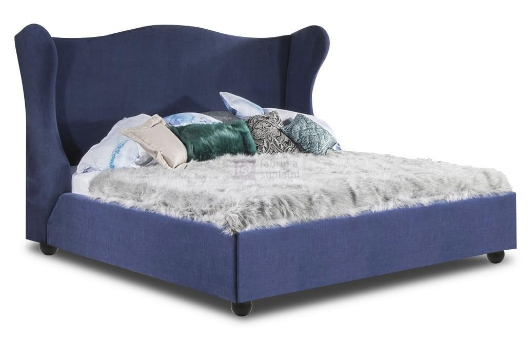 łóżko Tiffany Tapicerowane
