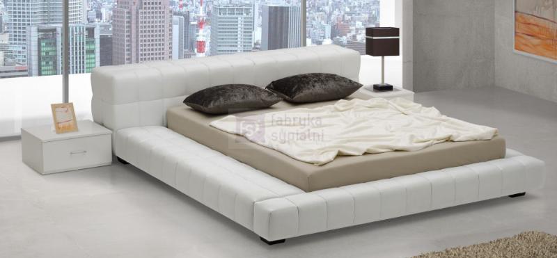 łóżko Cube 2 Tapicerowane Bez Pojemnika