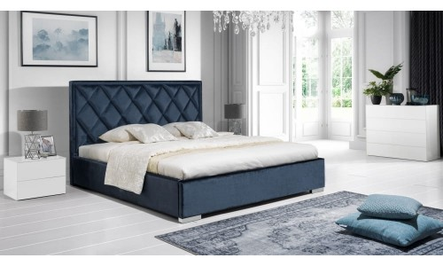 łóżko Premium 22 Z Pojemnikiem Na Pościel